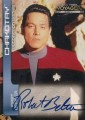Star Trek Voyager Closer To Home Trading Card A2