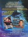 Star Trek Voyager Closer to Home NSU Advertisement