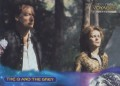 Star Trek Voyager Closer to Home Trading Card 194