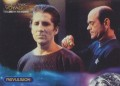 Star Trek Voyager Closer to Home Trading Card 216