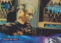 Star Trek Voyager Closer to Home Trading Card 220