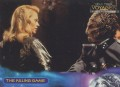 Star Trek Voyager Closer to Home Trading Card 231