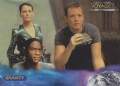 Star Trek Voyager Closer to Home Trading Card 252