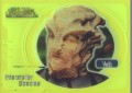Star Trek Voyager Closer to Home Trading Card Green IS1