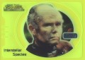 Star Trek Voyager Closer to Home Trading Card Green IS2