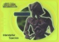 Star Trek Voyager Closer to Home Trading Card Green IS3