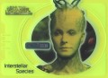 Star Trek Voyager Closer to Home Trading Card Green IS8