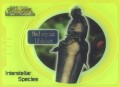 Star Trek Voyager Closer to Home Trading Card Green IS9