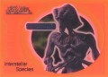 Star Trek Voyager Closer to Home Trading Card Orange IS3