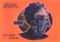 Star Trek Voyager Closer to Home Trading Card Orange IS4