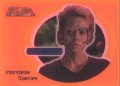 Star Trek Voyager Closer to Home Trading Card Orange IS5