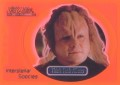 Star Trek Voyager Closer to Home Trading Card Orange IS7
