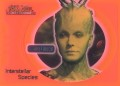 Star Trek Voyager Closer to Home Trading Card Orange IS8
