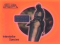 Star Trek Voyager Closer to Home Trading Card Orange IS9