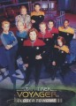 Star Trek Voyager Closer to Home Trading Promo Card