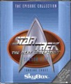 Star Trek The Next Generation Season Five Trading Card Box