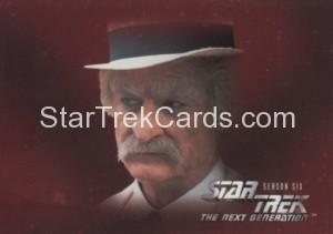 Star Trek The Next Generation Season Six Trading Card 529