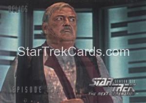 Star Trek The Next Generation Season Six Trading Card 547