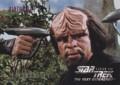 Star Trek The Next Generation Season Six Trading Card 586
