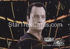Star Trek The Next Generation Season Six Trading Card 629
