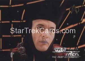 Star Trek The Next Generation Season Six Trading Card 636