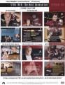 Star Trek The Next Generation Season Six Trading Card Promo Sheet Front