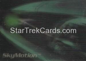 Star Trek The Next Generation Season Six Trading Card SM2