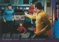 Star Trek The Original Series Season Three Trading Card B124