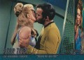 Star Trek The Original Series Season Three Trading Card B135