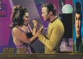 Star Trek The Original Series Season Three Trading Card C121