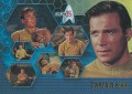 Star Trek The Original Series 35th Anniversary HoloFEX Trading Card 2