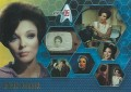 Star Trek The Original Series 35th Anniversary HoloFEX Trading Card 55