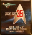 Star Trek The Original Series 35th Anniversary HoloFEX Trading Card Binder