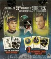 Star Trek The Original Series 35th Anniversary HoloFEX Trading Card Box
