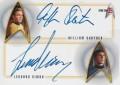Star Trek The Original Series 35th Anniversary HoloFEX Trading Card DA1