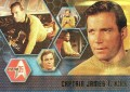 Star Trek The Original Series 35th Anniversary HoloFEX Trading Card P1