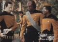 Star Trek The Next Generation Season Seven Trading Card 656