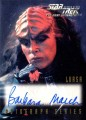 Star Trek The Next Generation Season Seven Trading Card A16