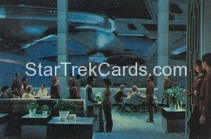 Star Trek Gene Roddenberry Promotional Set 2127 Trading Card 9