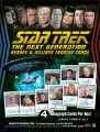 2013 Sell Sheet ST TNG Heroes Villains