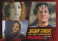 Star Trek The Next Generation Heroes Villains Trading Card 691