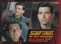 Star Trek The Next Generation Heroes Villains Trading Card 98