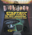 Star Trek The Next Generation Heroes Villains Trading Card Box