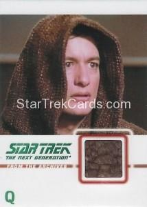 Star Trek The Next Generation Heroes Villains Trading Card C13
