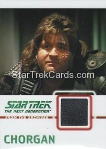 Star Trek The Next Generation Heroes Villains Trading Card C14