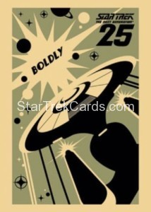 Star Trek The Next Generation Heroes Villains Trading Card PC5