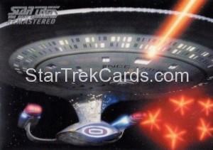Star Trek The Next Generation Heroes Villains Trading Card R11