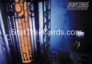 Star Trek The Next Generation Heroes Villains Trading Card R12
