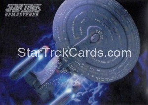 Star Trek The Next Generation Heroes Villains Trading Card R4