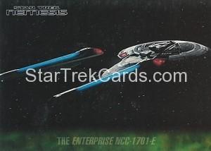 Star Trek Nemesis Expansion Set Trading Card NE1